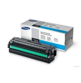 HP - Samsung toner CLT-C506L/ELS pro CLP-680,CLX-6260 azurový 3500 stran