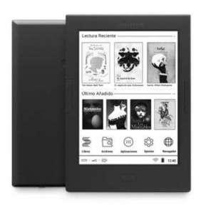 """ENERGY eReader Pro 4 (6"""" Carta e-ink 16 odstínů šedi, 600 x 800 bodů, dotyk. ovládání, podsvícení, WiFi, 8GB, Android"""