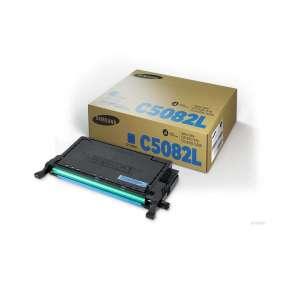 SAMSUNG toner azurový CLT-C5082L pro CLP-620ND - 4000 str.