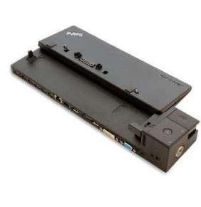 Lenovo ThinkPad Ultra Dock - 135W (VGA, 6xUSB, DVI, 2xDisplayPort, HDMI, RJ45, adapter)