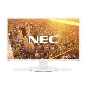 """NEC 27"""" EA271F IPS/W-LED/1920x1080/6ms/250cd/D-sub/DVI/DP/HDMI/USB/Repro/bílý"""