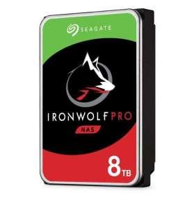 Seagate IronWolf Pro NAS HDD 8TB 7200RPM 256MB SATA 6Gb/s