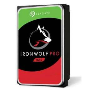 """SEAGATE HDD IRONWOLF PRO (NAS) 3,5"""" - 6TB, SATAIII, 7200rpm, 256MB cache"""