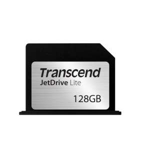 Transcend JetDrive Lite 360 expansion card 128GB pre Apple MacBookPro Retina 15'