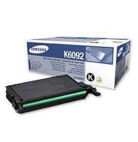 Samsung CLT-K6092S Black Toner Cartri