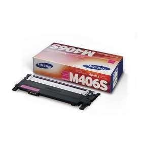 HP - Samsung toner CLT-M406S/ELS pro CLP-360/365,CLX-3300/3305/C410/C460/C467 - 1000 stran