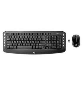 HP Wireless Classic Desktop - francouzská - KEYBOARD