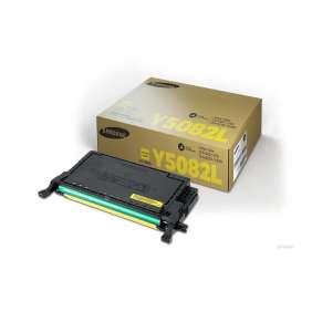 SAMSUNG toner žlutý CLT-Y5082L pro CLP-620ND - 4000 str.