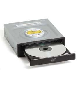 HITACHI LG - interní mechanika DVD-ROM DH18NS61, Black, bulk bez SW