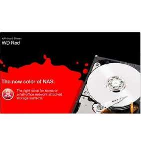 HDD 6TB WD60EFRX Red Plus 64MB SATAIII 5400rpm