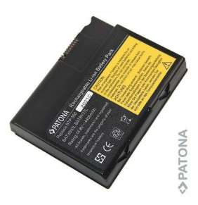 PATONA baterie pro ntb ACER TM 270 4300mAh Li-Ion 14,8V