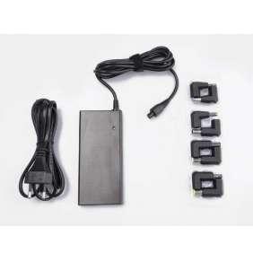 Crono CB10039, slim univerzální napájecí adaptér, 90W, 8 konektorů