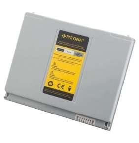 """PATONA baterie pro ntb APPLE Macbook Pro 15"""" 5600mAh Li-Pol 10,8V, stříbrná"""