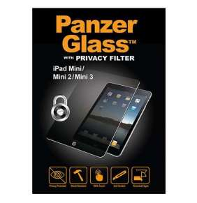 PanzerGlass ochranné sklo Privacy Glass pre iPad mini 1/2/3