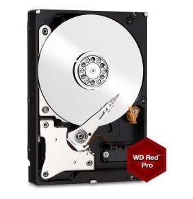 WD Red Pro 2001FFSX 2TB HDD 3.5'', SATA/600, Intelli Power, 64MB, 24x7, NASware™