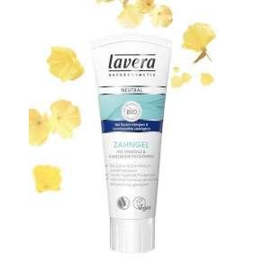 LAVERA Přírodní zubní pasta Neutral 03/2020