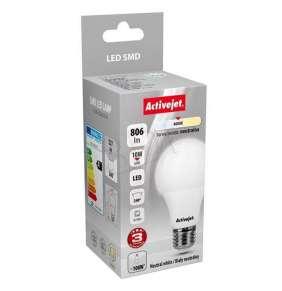 Žiarovka ActiveJet LED SMD  AJE-HS2827N 806lm 10W E27 Biela Neutral