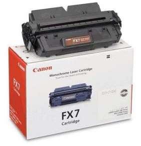 toner CANON FX-7 black fax L2000/IP