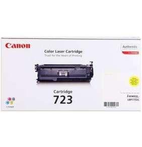 toner CANON CRG-723 yellow LBP 7750CDN (8 500 str.)