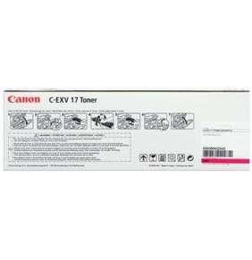 toner CANON C-EXV17 magenta iRC4080i/C4580i/C5185i
