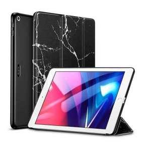 "ESR puzdro Marble Edition pre iPad 9.7"" 2017/2018 - Black"
