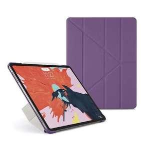 """Pipetto puzdro Origami Case pre iPad Pro 12.9"""" 2018 - Purple"""