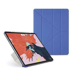 "Pipetto puzdro Origami Case pre iPad Pro 12.9"" 2018 - Royal Blue"