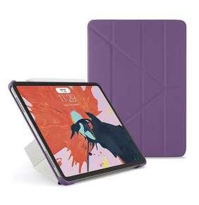"""Pipetto puzdro Origami Case pre iPad Pro 11"""" 2018 - Purple"""