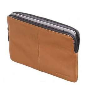 Decoded puzdro Leather Slim Sleeve pre iPad mini 5/4/3/2/1 - Brown