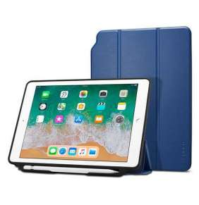 "Spigen puzdro Smart Fold 2 Case pre iPad 9.7"" 2017/2018 – Blue"
