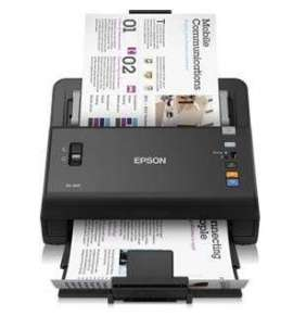 Epson WorkForce DS-860, A4, 600dpi, ADF, USB