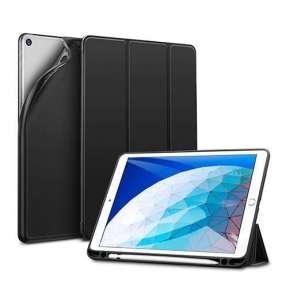 """ESR puzdro Silicon Rebound Pencil Case pre iPad Air 10.5"""" (2019) - Black"""