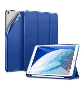 "ESR puzdro Silicon Rebound Pencil Case pre iPad Air 10.5"" (2019) - Navy Blue"
