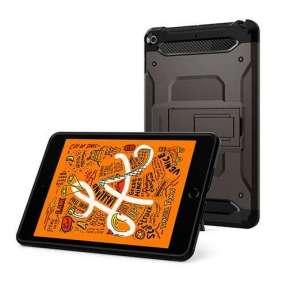 Spigen puzdro Tough Armor TECH pre iPad mini 5 (2019) – Gunmetal