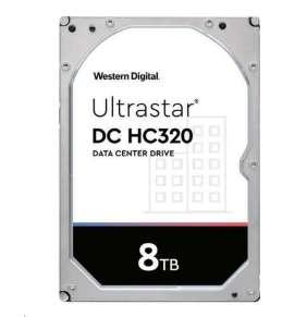 WD Ultrastar DC HC320, 3.5', 8TB, SATA/600, 7200RPM ~ WD8003FRYZ