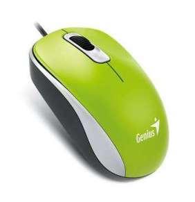 Genius DX-110/ drátová/ 1000 dpi/ USB/ zelená