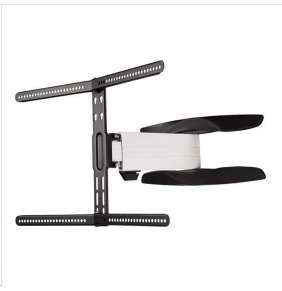 Hama nástenný držiak pre ploché aj prehnuté TV, pohyblivý, 600x400, 5*
