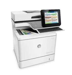 HP Color LaserJet Enterprise MFP M577c (A4, 38 ppm, USB 2.0, Ethernet, Print/Scan/Copy, FAX, Duplex)