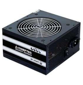 CHIEFTEC zdroj Smart Series, GPS-500A8, 500W, Active PFC, retail