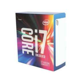 INTEL Core i7-6850K 3.6GHz/15MB/LGA2011-V3/Broadwell E/bez chladiče