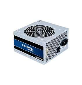 CHIEFTEC zdroj iARENA, GPB-400S, 400W, 120mm fan, PFC, účinnost  85%, bulk