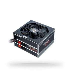 CHIEFTEC  zdroj GPS-450C / Power Smart Series / 450W / 140mm fan / akt. PFC / 80PLUS Gold