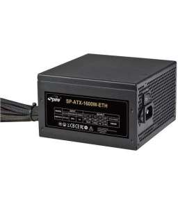 SPIRE zdroj SP-ATX-1600W-BTC, 85%, Mining series