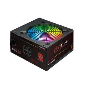 CHIEFTEC zdroj Photon Series, CTG-650C-RGB, 650W, 12cm RGB fan, Active PFC, Modular, Retail, 85+