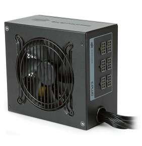 SilentiumPC zdroj 600W / Vero M2 Bronze / 120mm fan / Aktiv. PFC / Modulární kabeláž