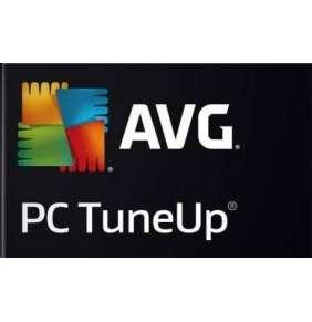_Nová Licence AVG PC TuneUp ZAKL. EDICE 2 lic. (12 měs.) SN Email ESD