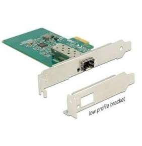 Delock PCI Express Card   1 x SFP Slot Gigabit LAN