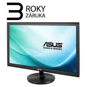 """ASUS MT 23.6"""" VS247NR 1920x1080, LED, D-SUB, DVI, LED, 5ms, 250cd, VESA 100x100, black, DVI i VGA kabel v ceně"""
