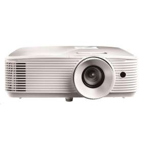 Optoma projektor EH335 (DLP, FULL 3D, 1080p, 3600 ANSI, 20 000:1, 16:9, HDMI and MHL support and built-in 10W speaker)