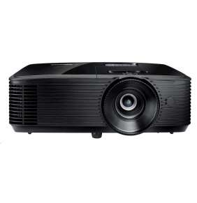 Optoma projektor DH350 (DLP, FULL 3D, FULL HD, 1080p, 3 200 ANSI, 22 000:1, 16:9, HDMI and MHL support and 10W speaker)
